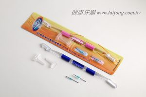 D3-D 健康雙頭卡式牙間刷